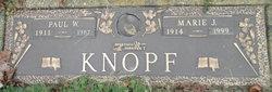 Paul W Knopf