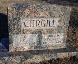 D Elizabeth Cargill
