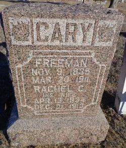 Rachel Cematha <I>Prather</I> Cary