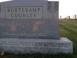 Emma C <I>Specht</I> Coonley