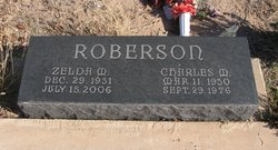 Charles M Roberson