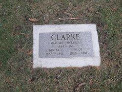 Bertha A. Clarke