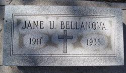 Jane U Bellanova