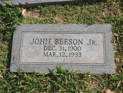 """John """"Junior"""" Beeson, Jr"""