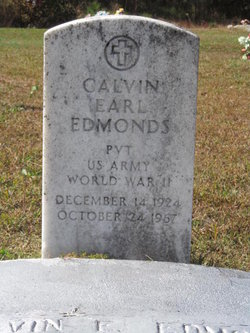 Calvin Earl Edmonds