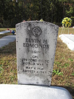 Elvin H. Edmonds