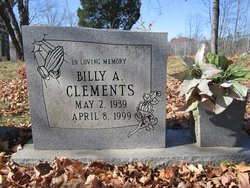 Billy Alvah Clements