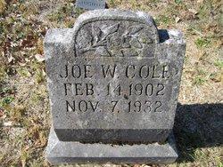 Joe W. Cole
