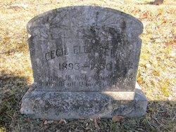 Cecil Ella <I>Clements</I> Felts