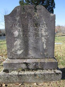 James Thomas Gleaves