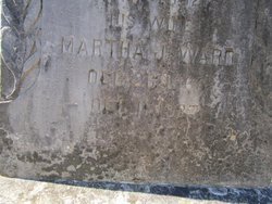 Martha Jane <I>Ward</I> Gleaves