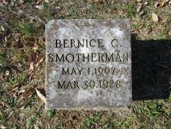 Bernice Clark Smotherman