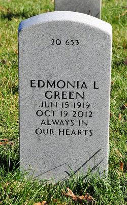 Edmonia L Green