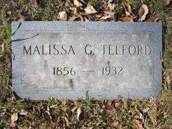 Malissa Jane <I>Gleaves</I> Telford