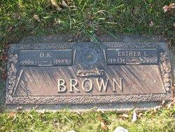 O K Brown