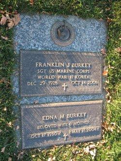 Franklin John Burkey