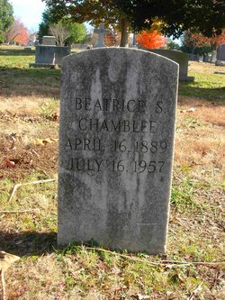 Beatrice Selden Chamblee