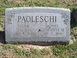 Genevieve M Paoleschi