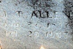 J. T. Allen