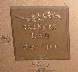 Frances Lau