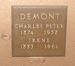 Charles Peter Demont