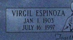 Virgil Espinoza
