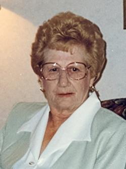 Winnie Grace <I>Cronan</I> Fields