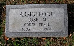 Rose M. Armstrong