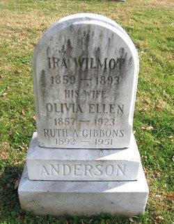 Ruth <I>Anderson</I> Gibbons