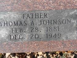 Thomas A. Johnson