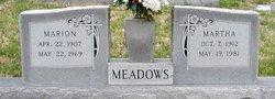 Martha Meadows