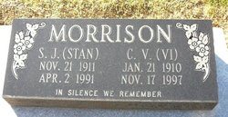 "Cora Viola ""Vi"" Morrison"