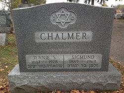 Jennie <I>Sernoffsky</I> Chalmer