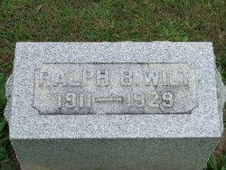 Ralph B Wilt
