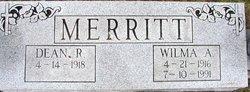Dean R. Merritt