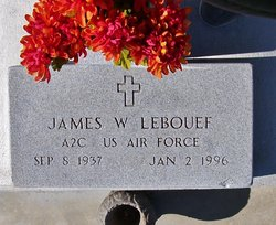 James W. LeBouef