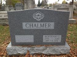 Bertram G Chalmer