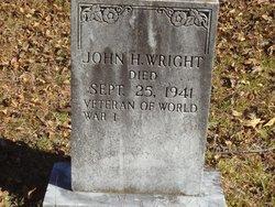John H Wright
