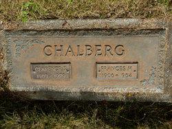 Frances M Chalberg