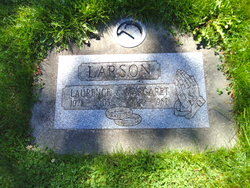Margaret <I>Drumm</I> Larson