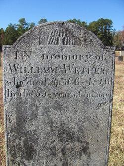 William Wethers