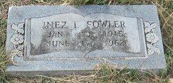 Inez L. Fowler