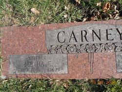 Bertha E. Carney