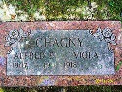 Alfred E Chagny