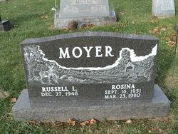 Rosina Moyer