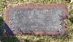 "Tamera J. ""Tammy"" Willhite"
