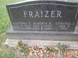 Clifford H. Fraizer