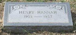 Henry Hannah