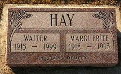 Marguerite <I>Adah</I> Hay