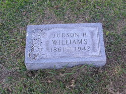 Judson H Williams